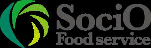ソシオフードサービス株式会社ロゴ
