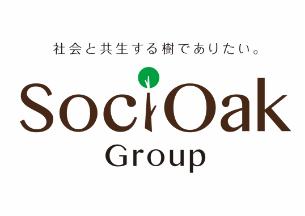 ソシオークホールディングス株式会社ロゴ